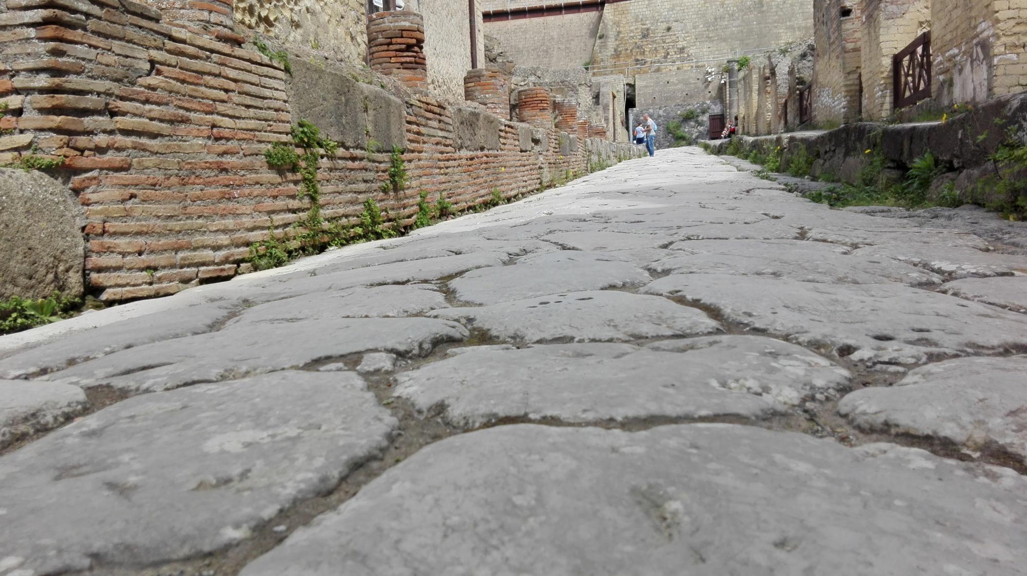 Ercolano scavi archeologici