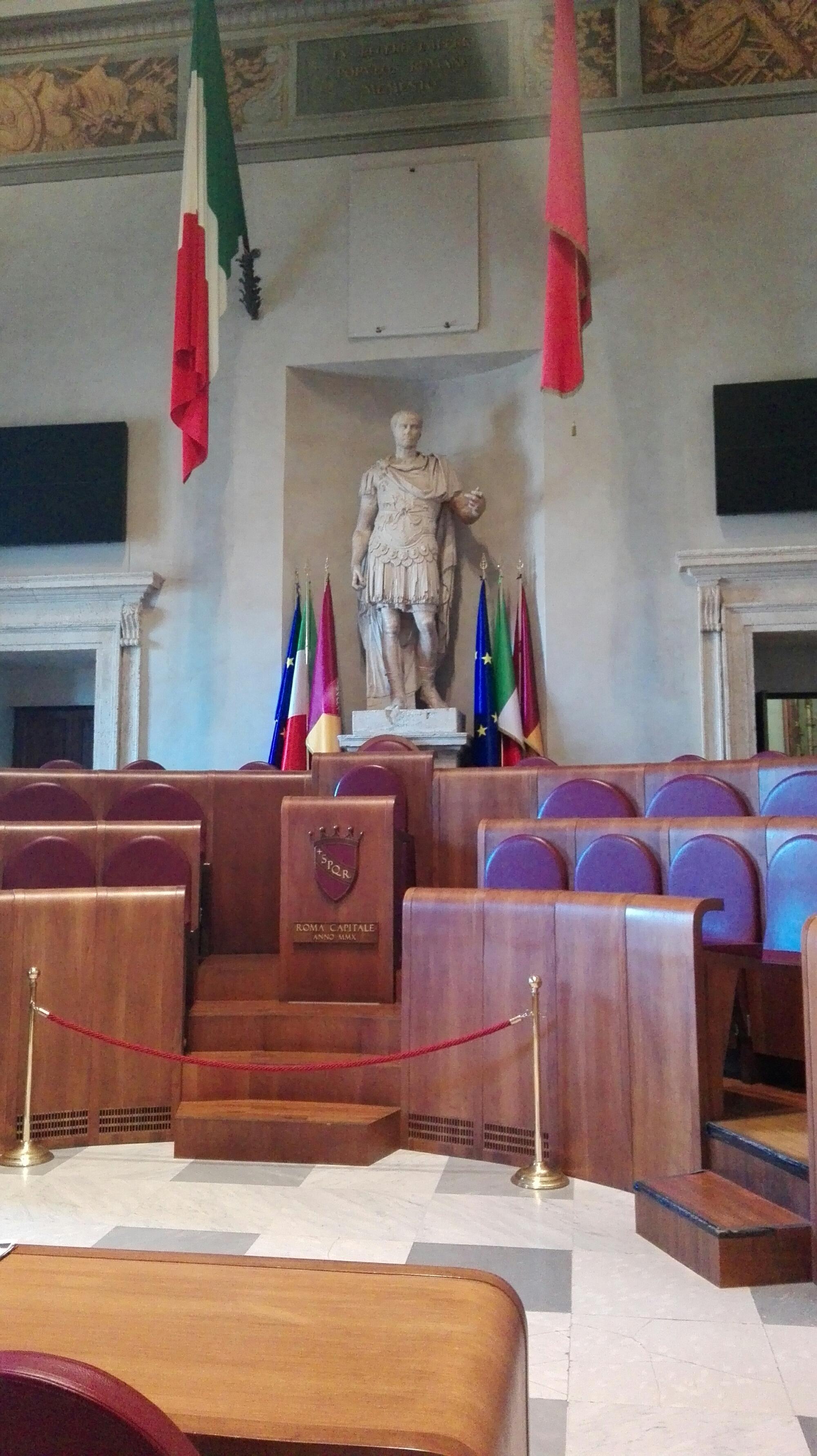 Sala Giulio Cesare