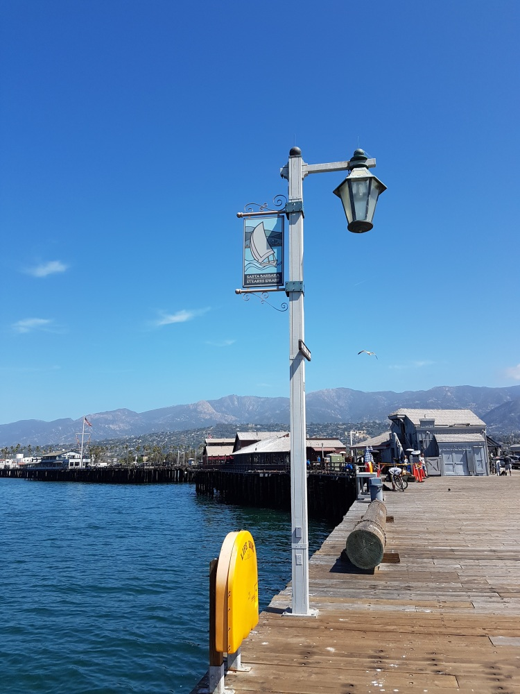 Pier Santa Barbara