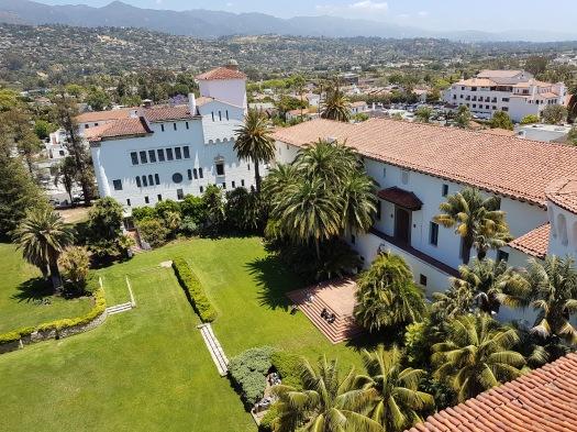 Palazzo del comune Santa Barbara