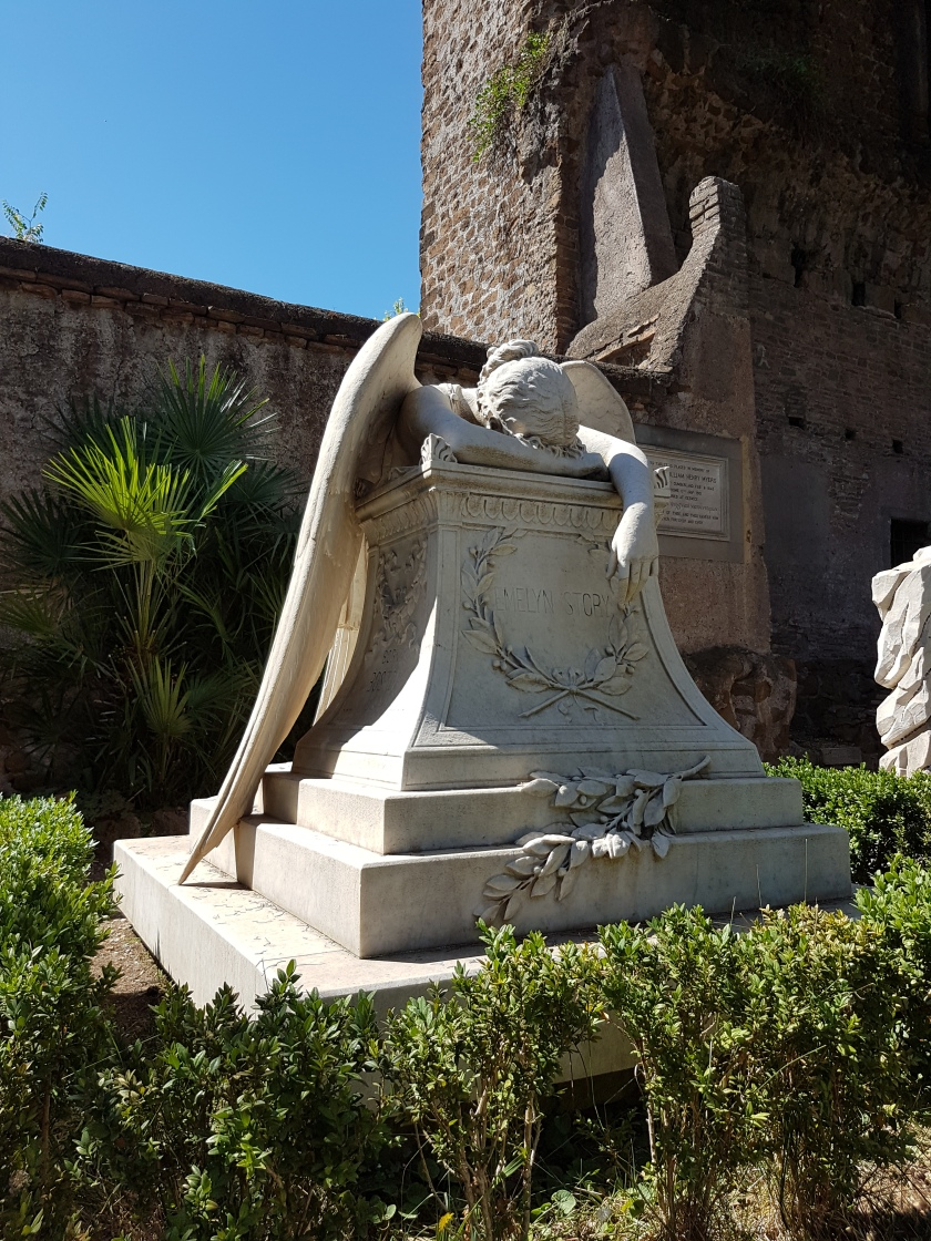 Cimitero monumentale Acattolico