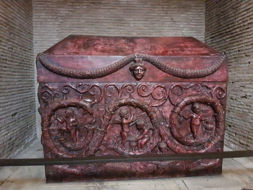 Sarcofago Santa Costanza