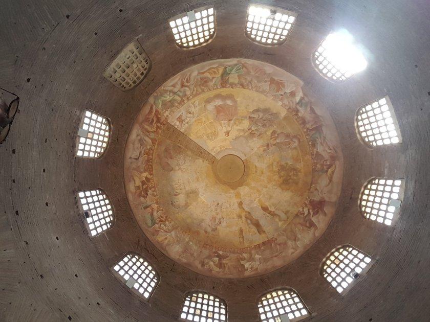 Soffitto mausoleo di Santa Costanza