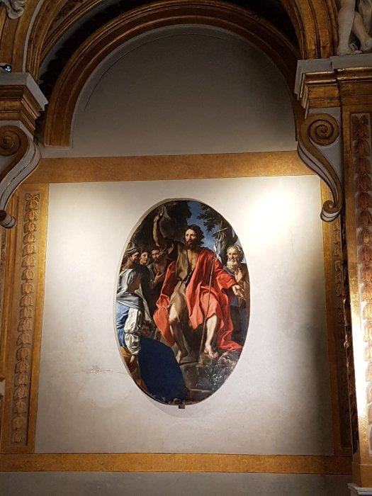 La predica di Battista di Francesco Cozza
