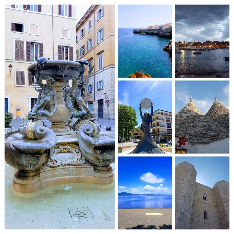 Italia Collage