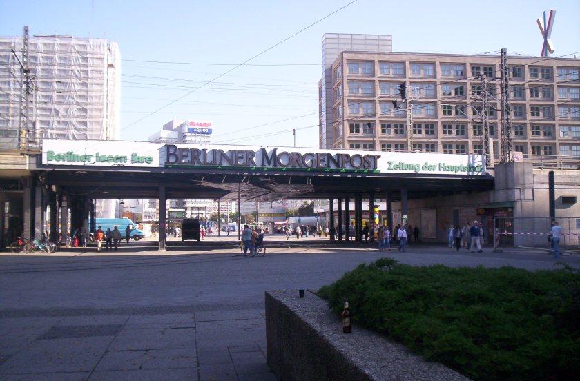 Alexanderplatz marco vignaroli