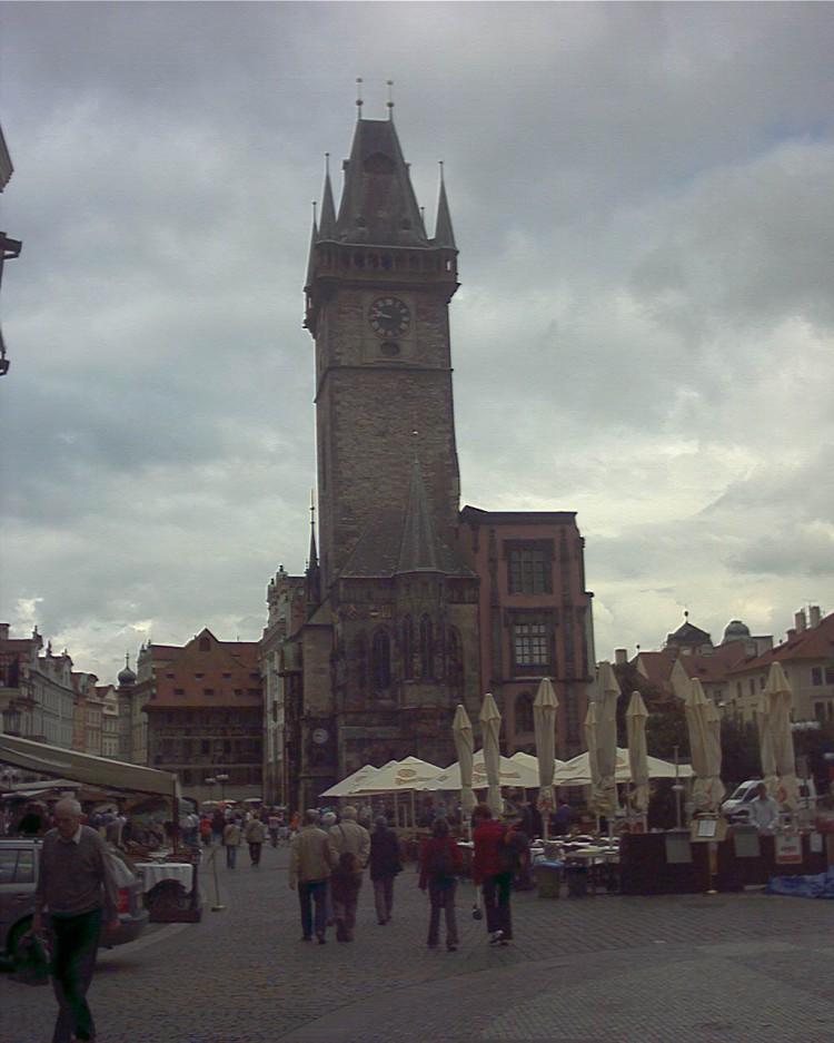 Piazza di Praga marco vignaroli