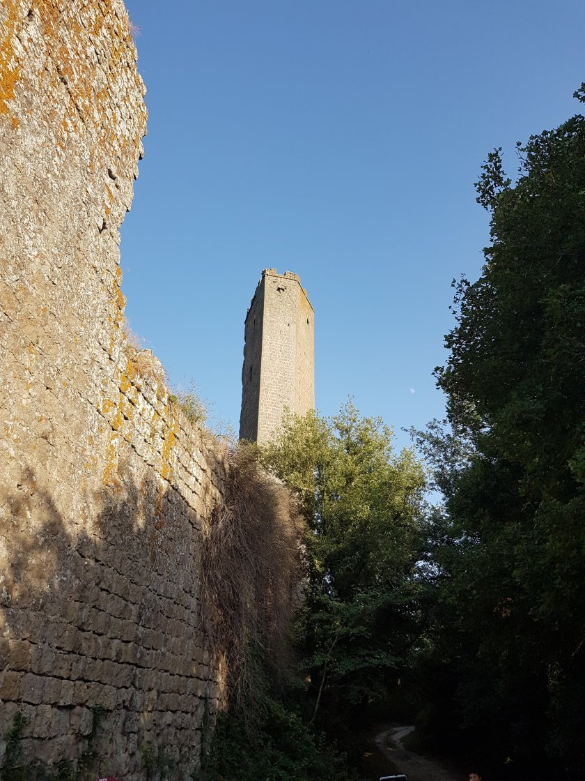 Torre Pasolini esteeno
