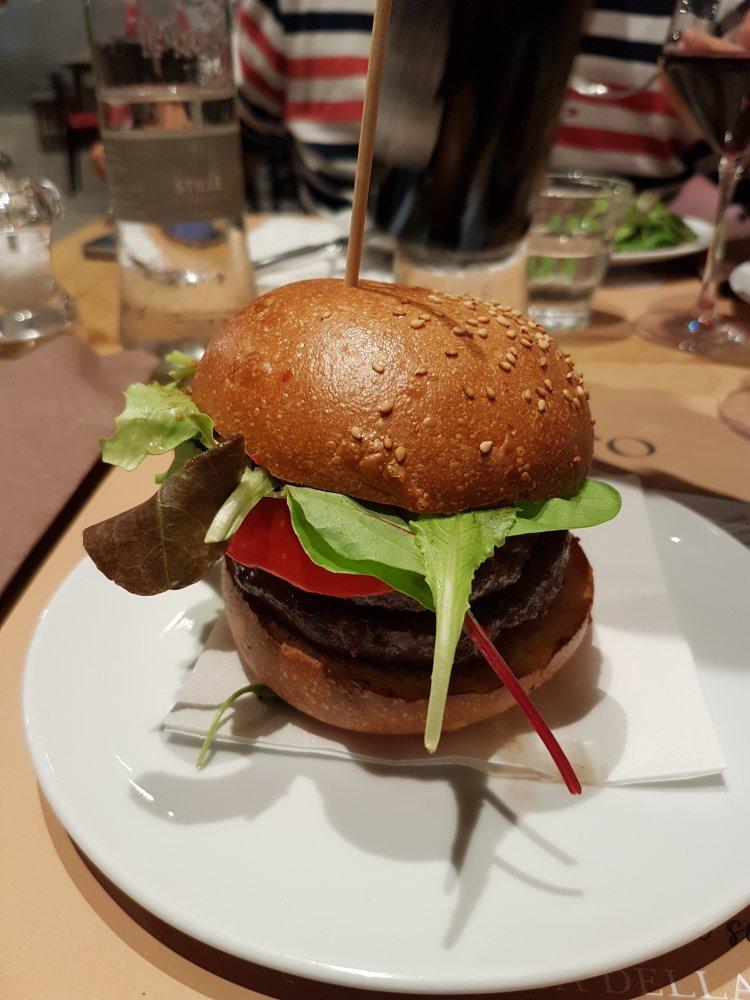 Hamburger scottona Piemontese