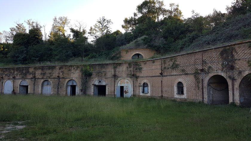 Alloggi  del Forte Bravetta