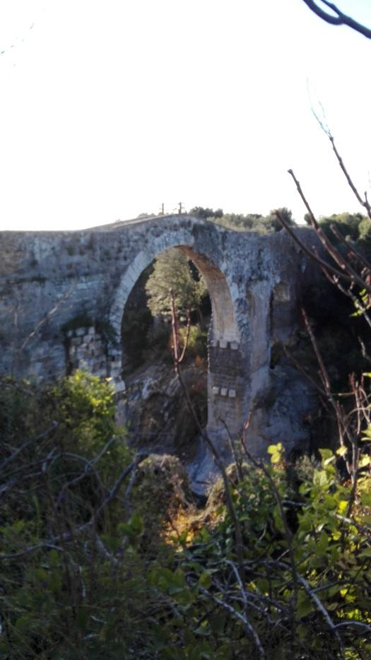 ponte etrusco Vulci