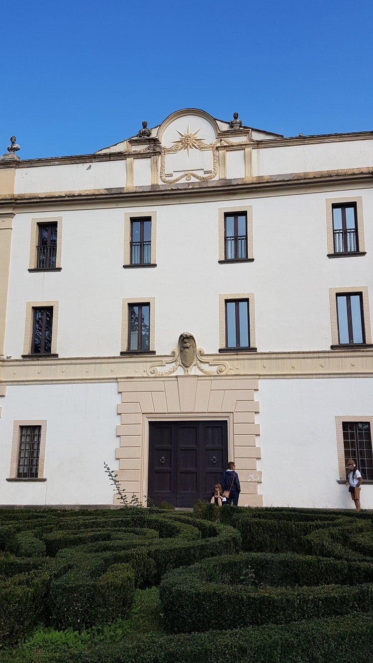 Villa Savorelli Sutri