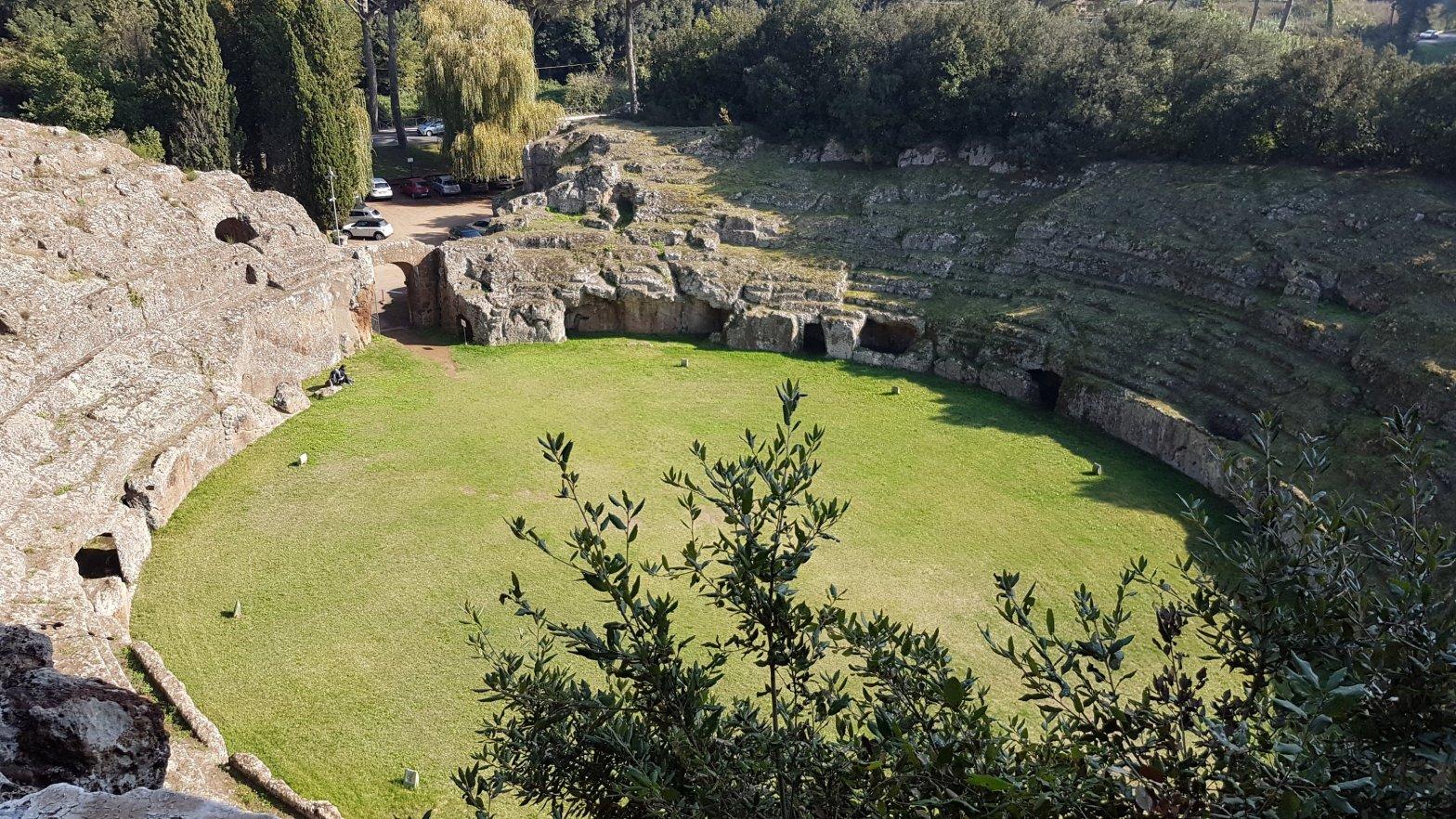 Anfiteatro Romano Sutri