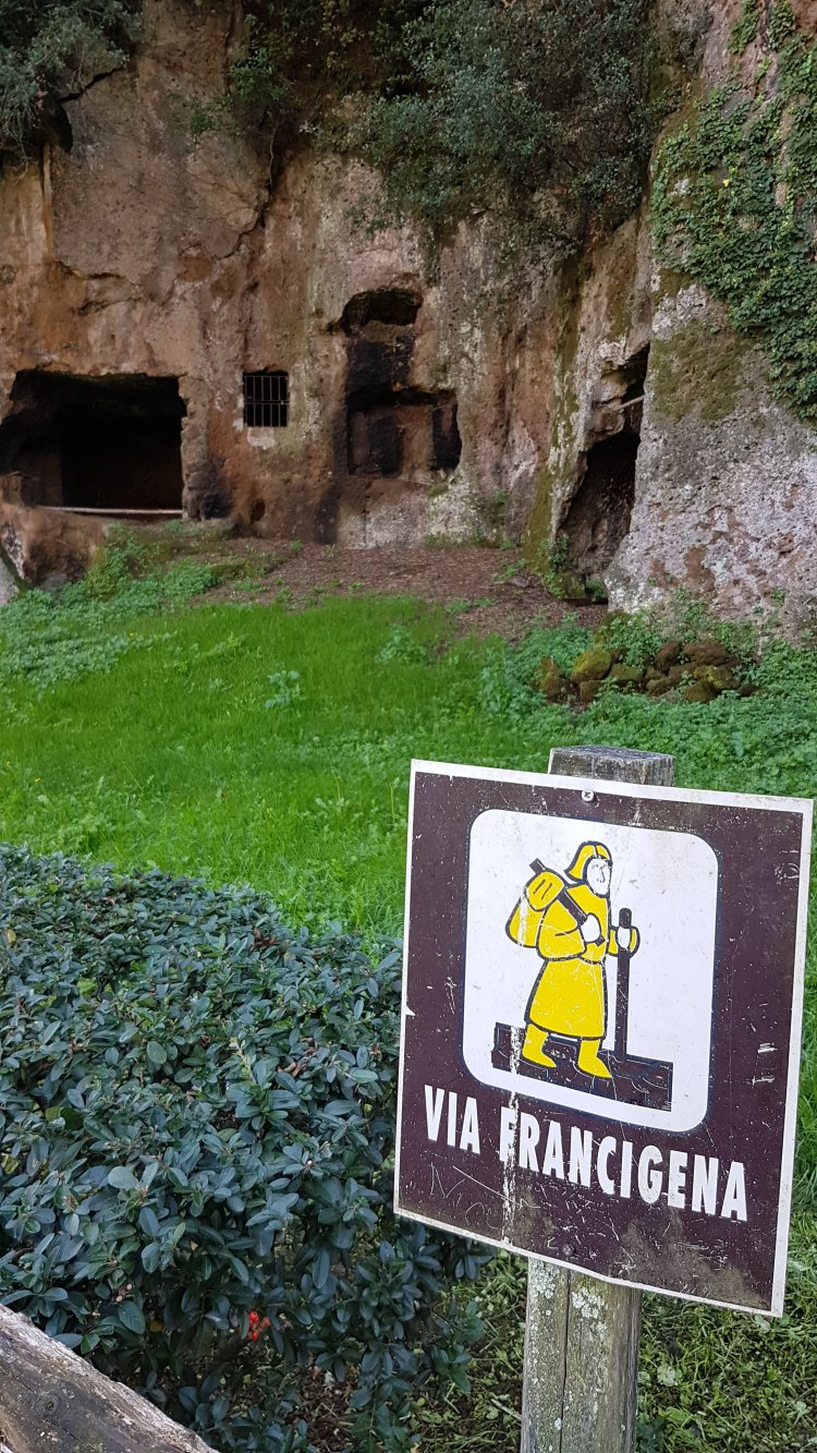 parco archeologico sutri