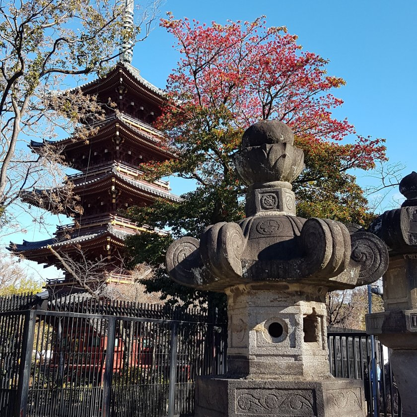 Pagoda Ueno