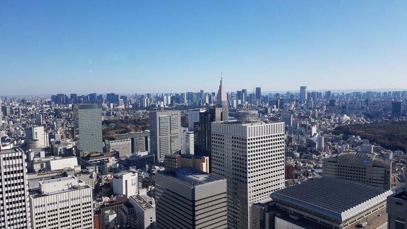 Osservatorio metropolitano di Tokyo