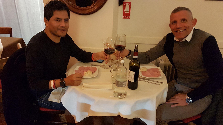 Agnolotti friends Torino