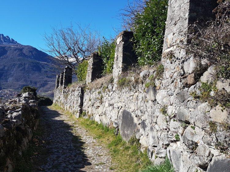 l'area archeologica ceto