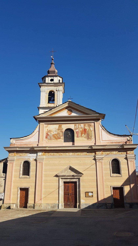 Chiesa Cartignano