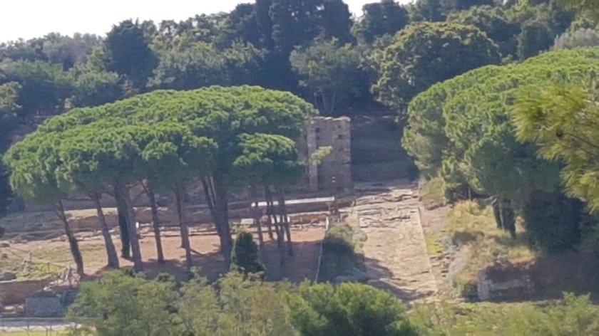 Zona archeologica etrusca