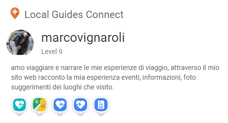 Marco Vignaroli Local Guides